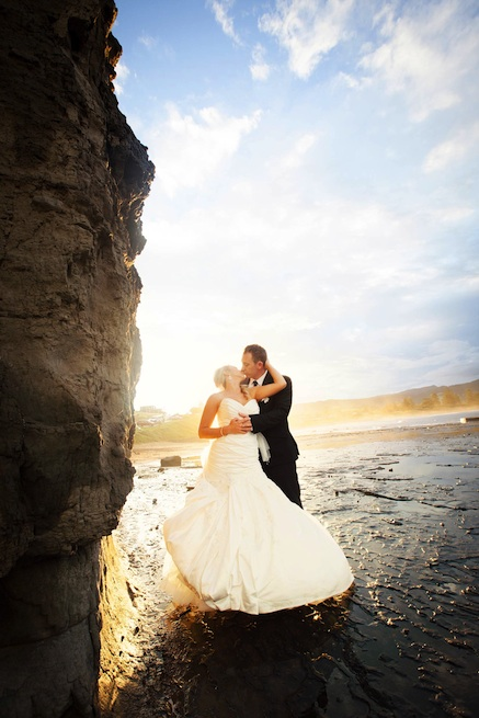 Wedding photographer south coast nsw