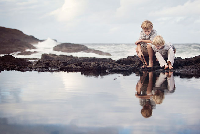Family photographer in Kiama