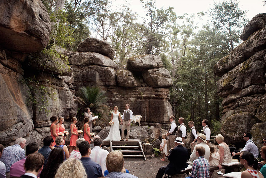 Kangaroo Valley Wedding Photography