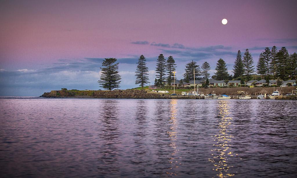 Landscape Photography South Coast